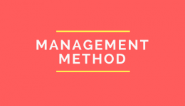 Management Method